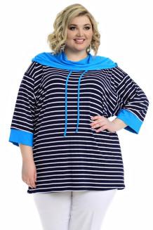 Туника Круиз (голубой)