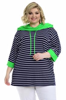 Туника Круиз (зеленый)