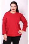 Блузка Келли (красный)
