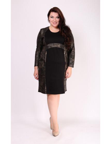 Платье Ария (черный 1)