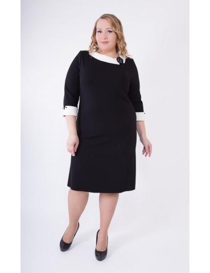 Платье Дороти (черный)