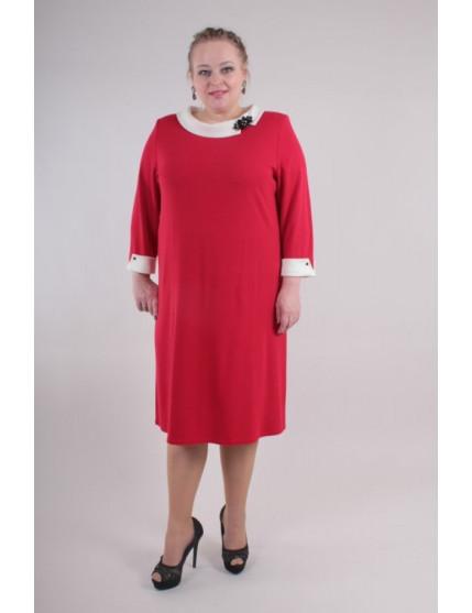 Платье Дороти (красный)