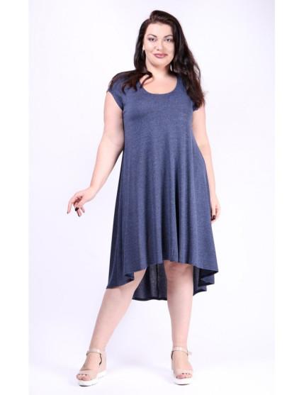Платье Куба (синий)