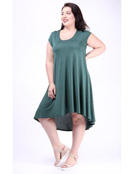 Платье Куба (зеленый)
