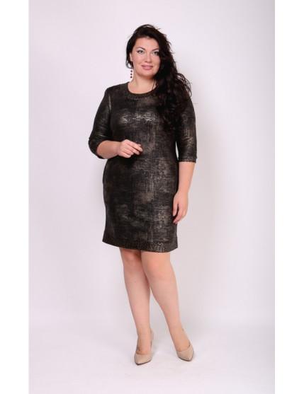 Платье Лариса (черный)