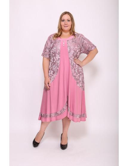 Платье Мечта (розовый)