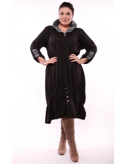 Платье Самира (черный)