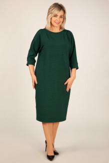Платье Беретта (зеленый)