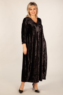 Платье Дорети (черный)