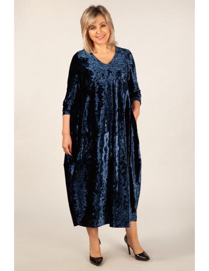 Платье Дорети (темно синий)