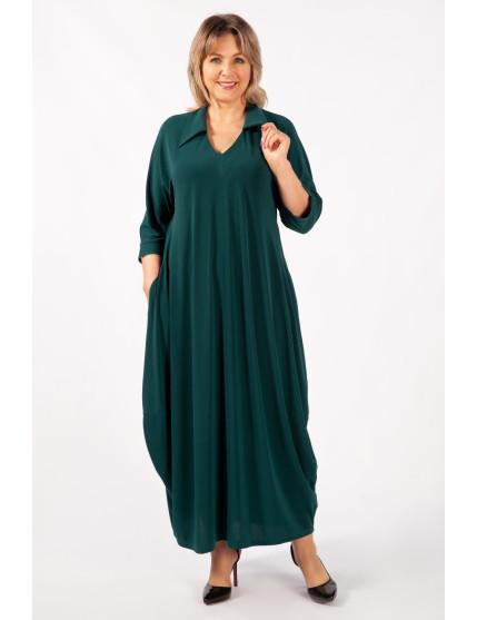 Платье Эмили (темно-зеленый)