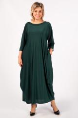 Платье Эвита (темно-зеленый)
