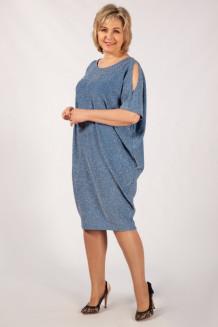 Платье Тиффани (голубой)