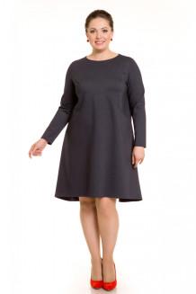 Платье 4238 синий