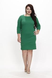 Платье Иви (бутылочный)