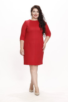Платье Триана (томат)
