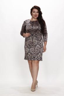 Платье Твила (узоры)