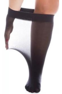 Гольфы женские Plus size 30 (телесный)
